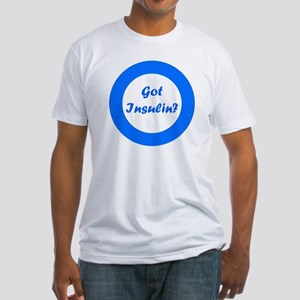 Got Insulin Fitted T-Shirt