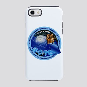 GOES Hughes Logo iPhone 8/7 Tough Case