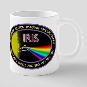 IRIS 20 oz Ceramic Mega Mug