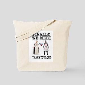 TEMPLARS Tote Bag