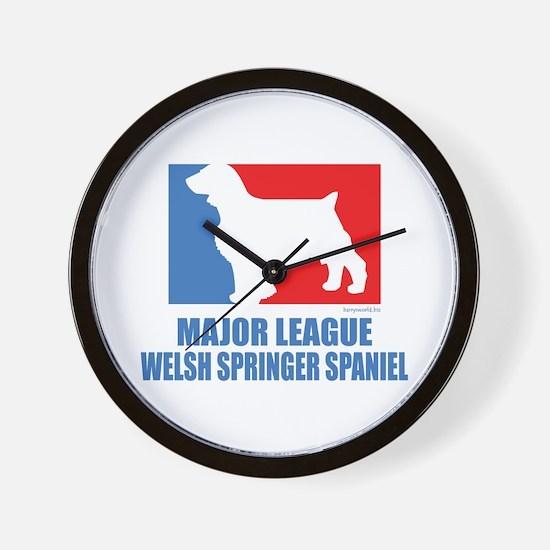 ML W.S.S. Wall Clock