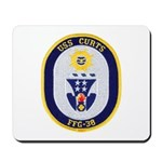 USS CURTS Mousepad