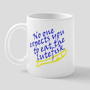 Lutefisk Mugs