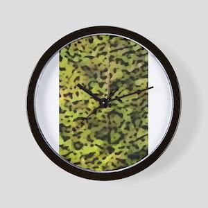 Specs of Grandeur Wall Clock