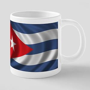 Flag of Cuba Mugs