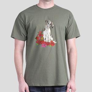 NMQN Spring Pup Dark T-Shirt
