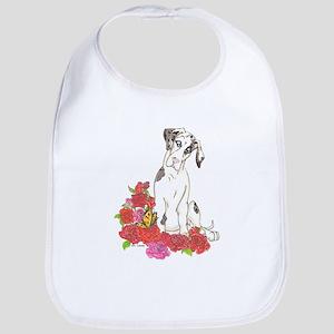 NMQN Spring Pup Bib