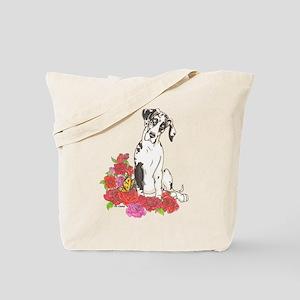 NH Spring Pup Tote Bag