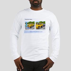 ThisAbled Nation Long Sleeve T-Shirt