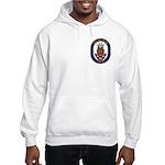 USS DE WERT Hooded Sweatshirt