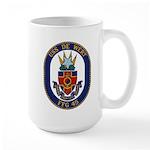 USS DE WERT Large Mug