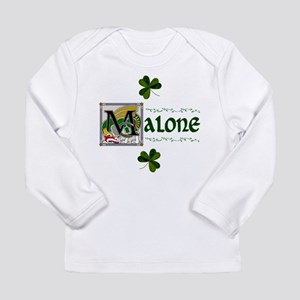Malone Celtic Dragon Long Sleeve T-Shirt