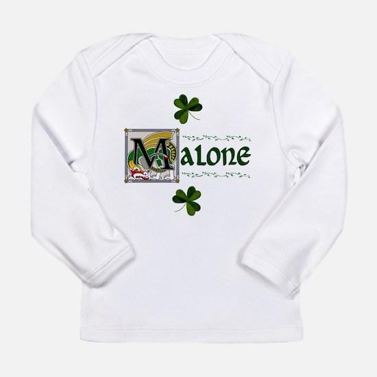 Malone Celtic Dragon Long Sleeve T-Shirt