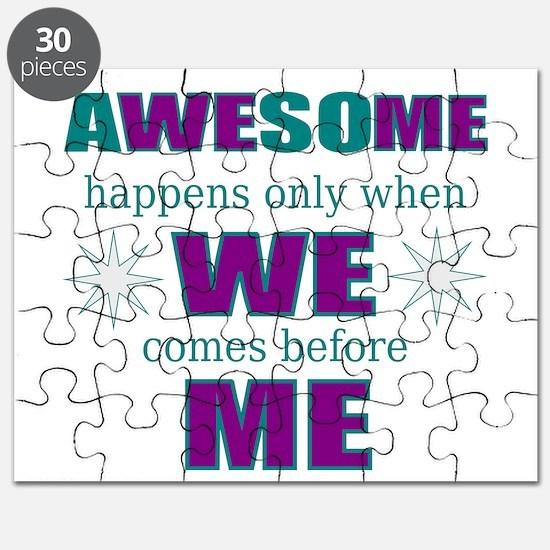inspirational leadership Puzzle