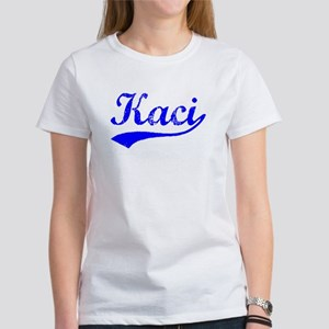 Vintage Kaci (Blue) Women's T-Shirt
