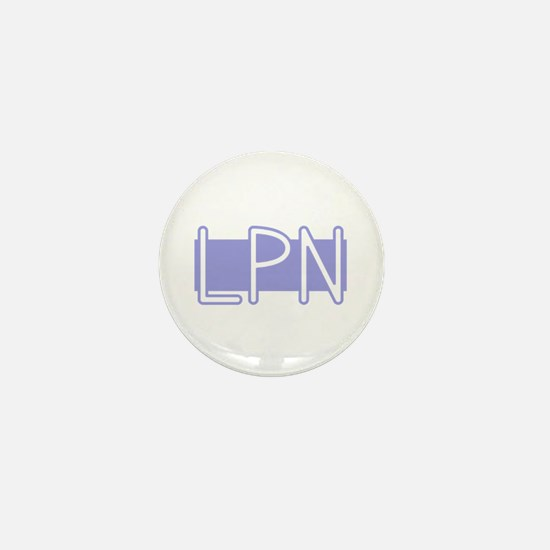 LPN Mini Button