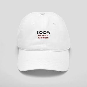 100 Percent Technical Engineer Cap