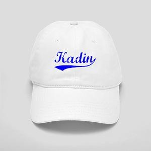 Vintage Kadin (Blue) Cap