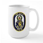USS DOYLE Large Mug