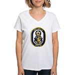 USS DOYLE Women's V-Neck T-Shirt