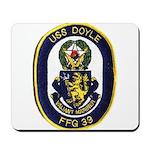USS DOYLE Mousepad