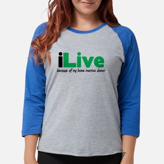 iLive Bone Marrow Long Sleeve T-Shirt