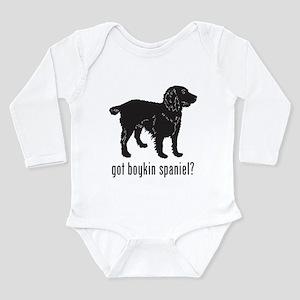 Boykin Spaniel Infant Bodysuit Body Suit