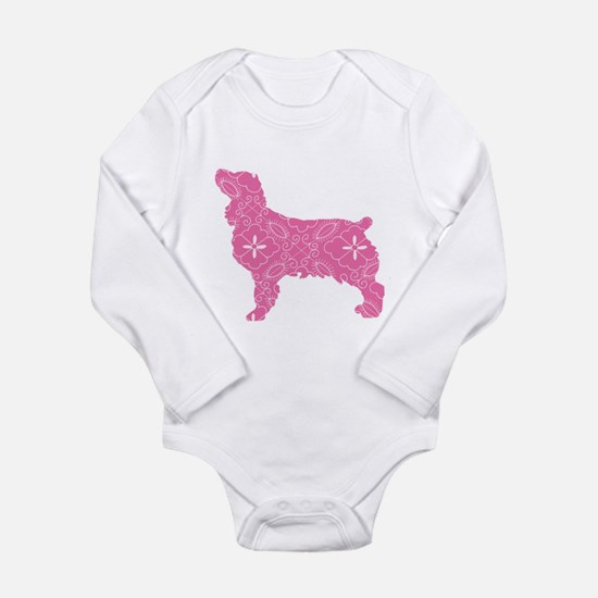 Brown Dog Fall Infant Bodysuit Body Suit