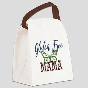Gluten Free Mama Canvas Lunch Bag