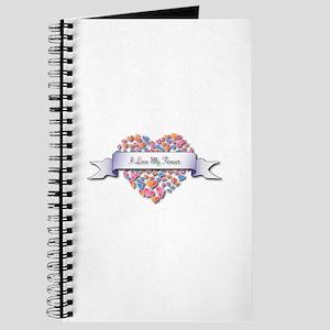 Love My Fencer Journal
