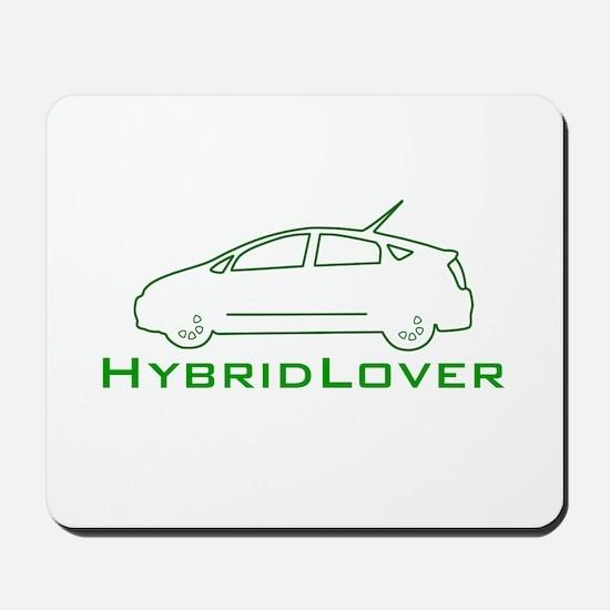 Hybrid Lover Mousepad