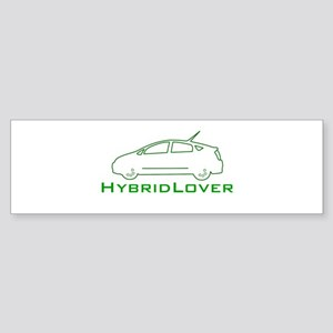 Hybrid Lover Bumper Sticker
