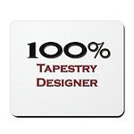 100 Percent Tapestry Designer Mousepad