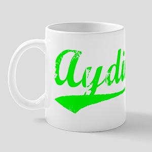 Vintage Aydin (Green) Mug