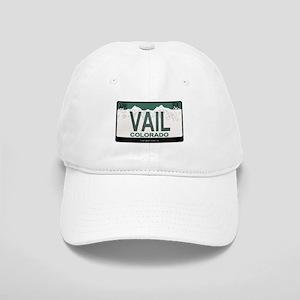 Vail License Plate Cap
