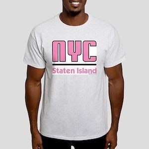 New York City Pink Light T-Shirt