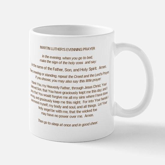 Dr. Luther's Evening Prayer Mug