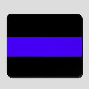 Blue Lives Matter Mouse Pad Mousepad