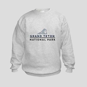 Grand Teton National Park Sweatshirt
