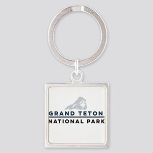 Grand Teton National Park Keychains