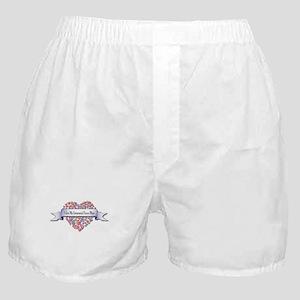 Love My Environmental Sciences Major Boxer Shorts