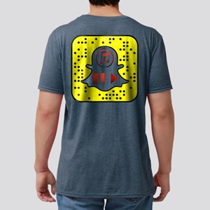 Unpauseit - Itunes Snapcode T-Shirt