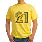 21 Gifts Yellow T-Shirt