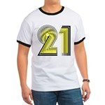 21 Gifts Ringer T