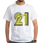 21 Gifts White T-Shirt
