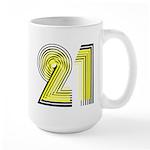 21st Large Mug
