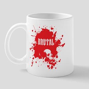 Brutal Blood Mug