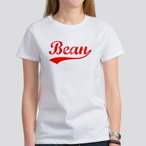 Vintage Bean (Red) Women's T-Shirt