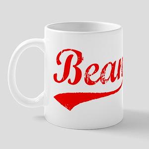 Vintage Bean (Red) Mug