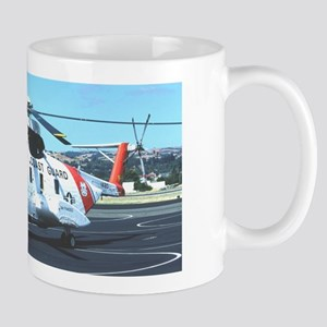 Coast Guard Giant Mug